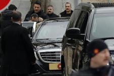 Minik kız için konvoyu durdurdu! Erdoğan'a sürpriz hediye