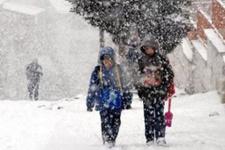 Kırklareli kar yolları kapattı yeni hava durumu raporu