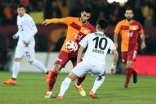 Akhisarspor-Galatasaray maçı golleri ve geniş özeti