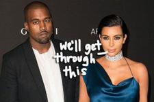 Kim Kardashian ilk kez paylaştı