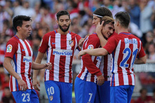 Atletico Madrid iki yıldızını Çin'e sattı