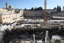 İsrail Mescid-i Aksa'nın altında ne yapıyor?