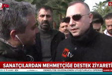 EDHO oyuncuları Mehmetçik için sınırda!