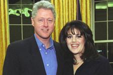 Monica Lewinsky'nin son haline bakın! 20 yıl olmuş...