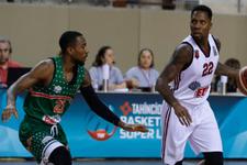 Eskişehir Basket Banvit'e mağlup oldu