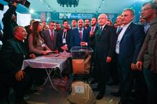 CHP kurultayında ikinci gün PM ve YDK üyeleri belli oldu