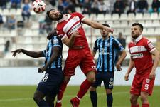 Adana Demirspor ile Samsunspor puanları paylaştı