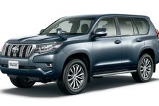 Toyota Land Cruiser Prado yenilendi