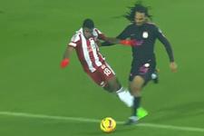 Sivasspor'a verilen penaltı tartışma yarattı