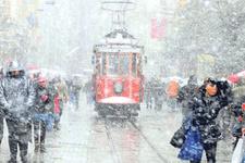 İstanbul'a sürpriz! Kar ne zaman yağacak işte o tarih