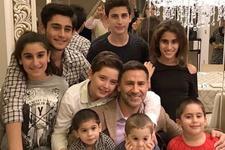 İzzet Yıldızhan'ın eşi kimdir 9 çocukları oldu kaç karısı var?