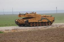 TSK'dan Afrin açıklaması: Bir tankımız isabet aldı!