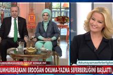 Erdoğan Müge Anlı'ya katılınca eski eşi harekete geçti!