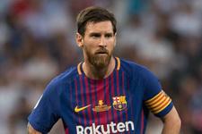 Messi Ronaldo'nun ayrılık haberini paylaştı