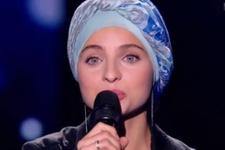 Şarkı yarışmasına katılan başörtülü kadına hakaret