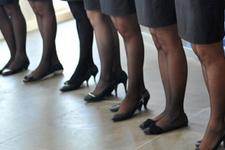 FETÖ'cü kadın hakim rezaleti itiraf etti: Eteğimizin boyunu...