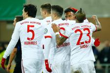 Beşiktaş maçı öncesi Bayern Münih'ten 6-0'lık galibiyet