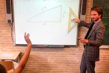 Matematik hocası fenomen oldu!