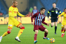 Trabzonspor galibiyeti unuttu