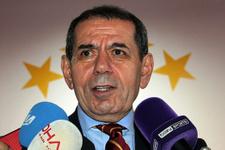 Dursun Özbek'in kozu 6 milyon TL'lik bağış