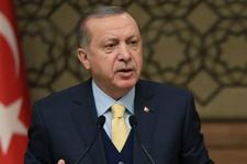Cumhurbaşkanı Erdoğan'dan flaş Suriyeli açıklaması