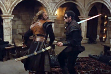 Diriliş Ertuğrul 105.son bölümünde neler oldu Ebu Mansur öldü mü Ares'in hainliğine bakın