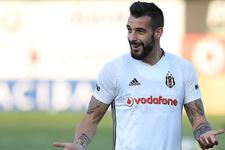 Beşiktaş'tan flaş Negredo açıklaması