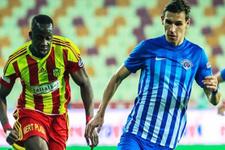 Yeni Malatyaspor Kasımpaşa maçı sonucu ve özeti