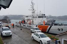 Sinop'ta kuru yük gemisindeki patlamada ölen şahsın cesedi çıkarıldı