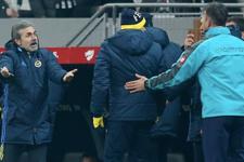 Aykut Kocaman kupa maçı sonrası isyan etti