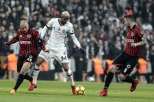 Beşiktaş Gençlerbirliği maçı sonucu ve geniş özeti