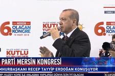 Erdoğan'dan seferberlik açıklaması: İhtiyaç olduğunda önce ben yola çıkacağım