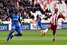 Kasımpaşa - Sivasspor maçının dakika dakika özeti