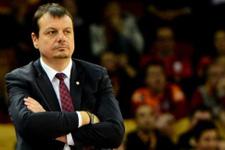 Ergin Ataman: Türkiye'nin en büyük kulübündeyim