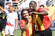 Göztepe Alanyaspor maçı golleri ve sonucu