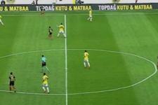 Yeni Malatya Stadı'nda orta yuvarlak yamuk çizildi