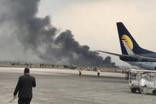 Nepal'de uçak kazası! Onlarca ölü var