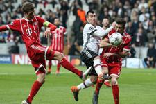 Beşiktaş  Bayern Münih maçı golleri ve geniş özeti