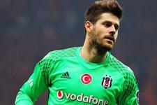 Beşiktaşlı Fabri Muslera'ya fark attı