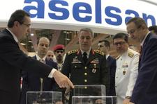 Genelkurmay Başkanı Orgeneral Akar 'DIMDEX 2018 Savunma Fuarı'nda