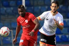 Balıkesirspor Adanaspor'u rahat devirdi