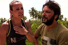 Survivor'da Nagihan ve Nihat Doğan arasında söz düellosu!