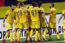 Ankaragücü İstanbulspor'a geçit vermedi