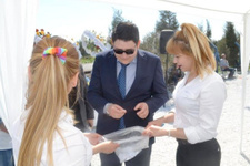 Çiftlikbank'ın sahibi Mehmet Aydın eşini boşayıp bakın nereye kaçtı