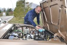 1988 model Renault 12'ye 150 bin TL verdi