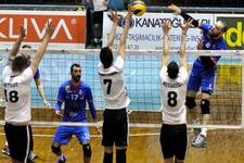 İnegöl Belediyespor Beşiktaş'a set vermedi