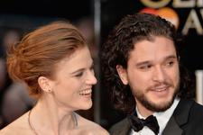 Rose Leslie Jon Snow'u evden kovuyor sebebiyse...