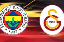 Fenerbahçe Galatasaray maç istatistikleri tümü!