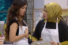 Gelinim Mutfakta yarışmasında gelinler birbirine girdi
