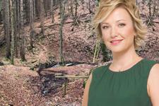 Şoke eden olay! Berna Laçin ormanda kayboldu